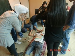 first medical aid workshop